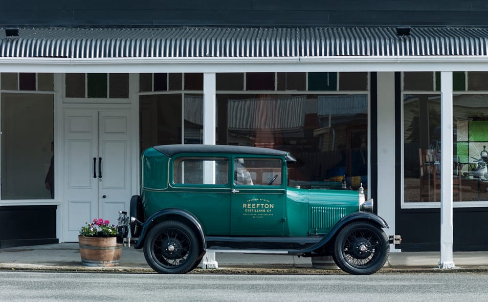 Reefton Store Front