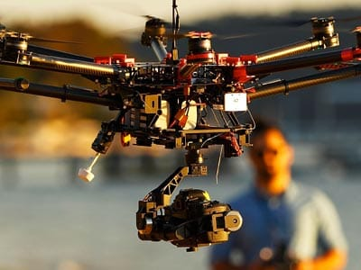 Image thumbnail for Drone tech